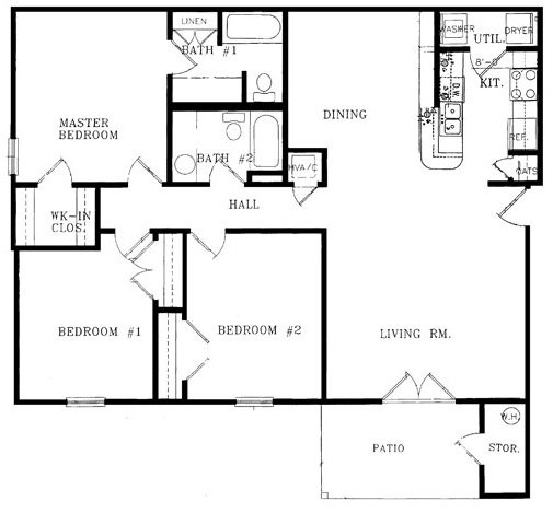 1400 sq ft ftw home pinterest for 1400 sq ft house plans with basement