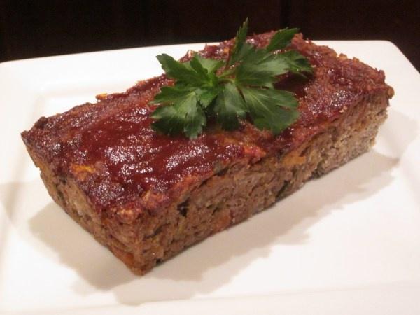 Glazed Lentil Walnut Apple Loaf, Revisited Recipe — Dishmaps