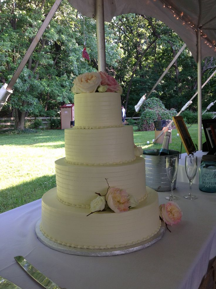 outdoor wedding cake cakes by cathy stewart pinterest. Black Bedroom Furniture Sets. Home Design Ideas