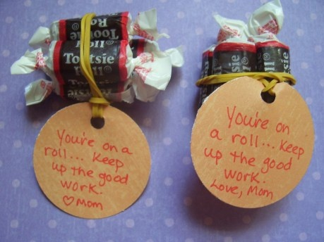 Cute Sayings for Tootsie Rolls   just b.CAUSE