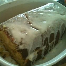 Donna's Pound Cake ... I am going to put strawberries on top