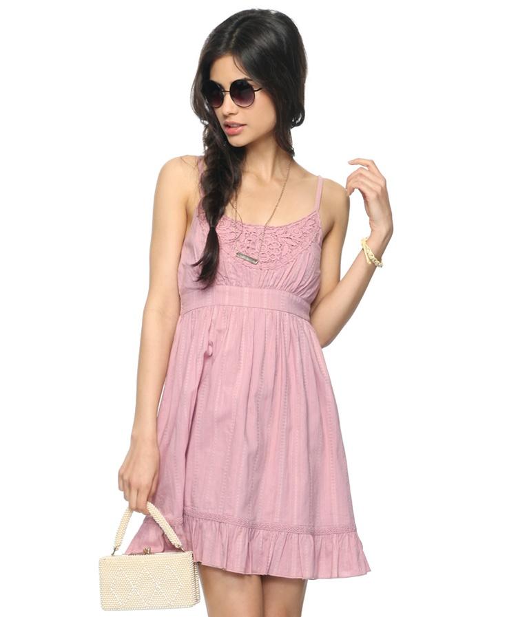 Jacquard Empire Waist Dress | FOREVER21 - 2000040988