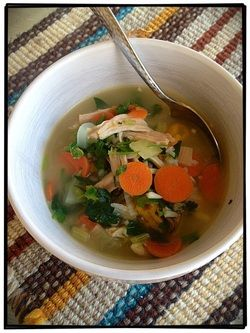Good Soup For The Sick Recipe — Dishmaps