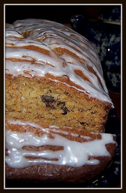 Olla-Podrida: Sweet Potato Pecan Bread | Recipes | Pinterest
