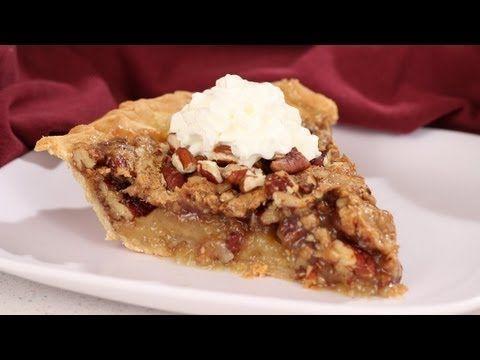 Toffee Pecan Pie Recipe (+playlist)   ABC Pie   Pinterest