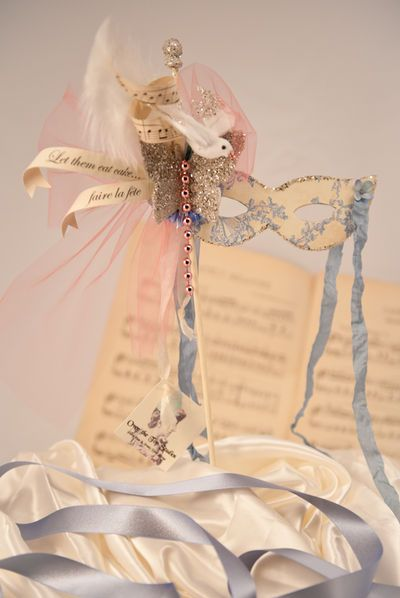 Marie Antoinette Party Favors