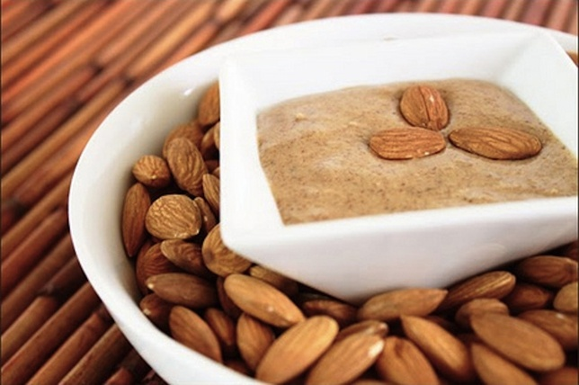 Almond butter is loaded with higher levels of calcium, magnesium and ...