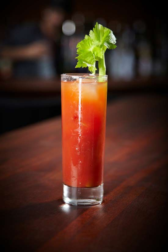 A classic bloody mary for a mean halloween pinterest - Bloody mary cocktail ...