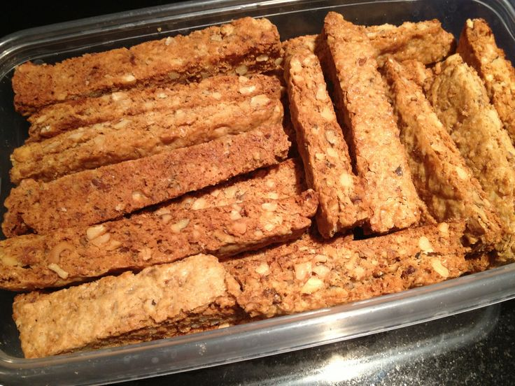 Maple Walnut Biscotti. A great biscotti that is not too sweet!