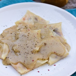 Thanksgiving Leftovers Ravioli — Punchfork