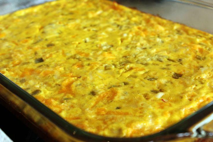 Chile Rellenos Bake Recipe — Dishmaps