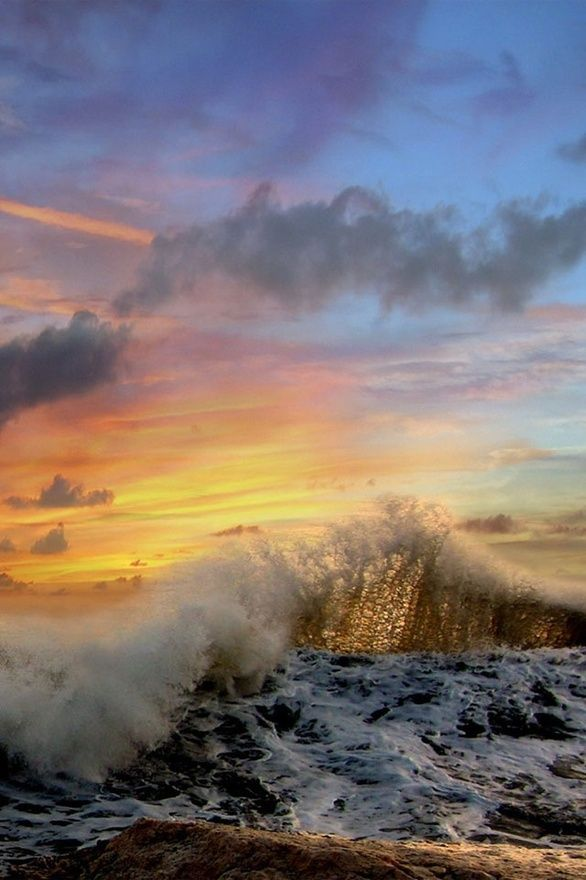 Ocean sceneries-i-love