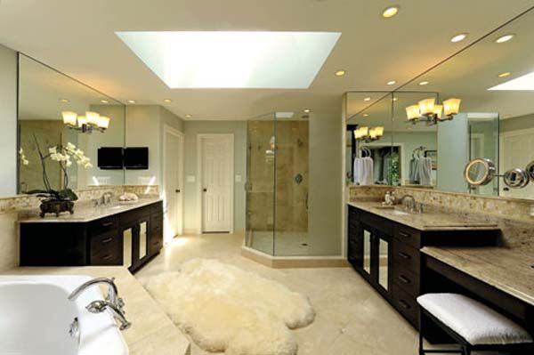 Tudor style bathroom 2 dream home decor pinterest for Tudor bathroom design