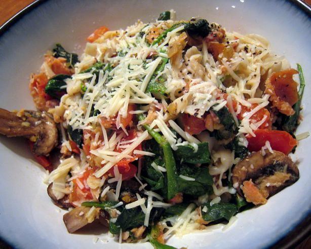 Great Northwest Smoked Salmon Pasta | Recipe