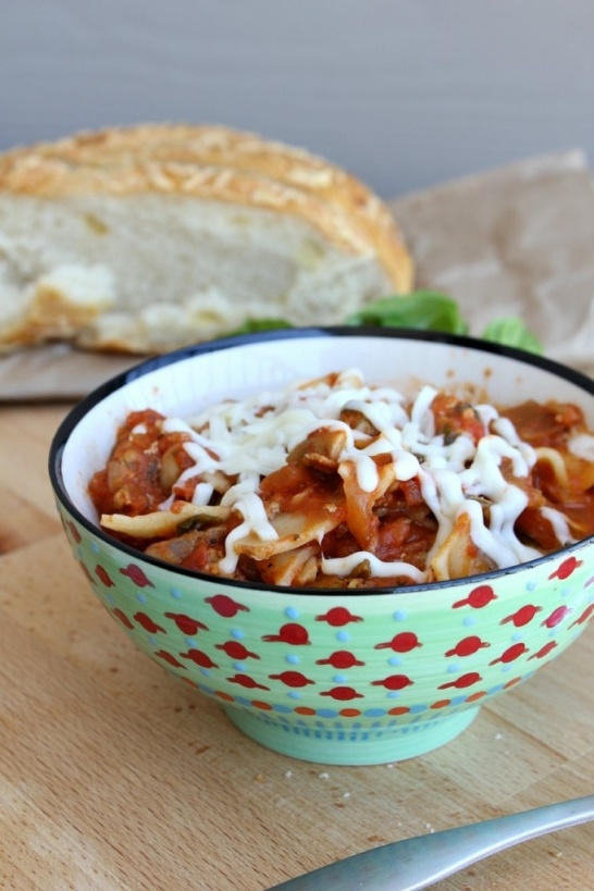 deconstructed Lasagna that is sure to please!! An easy lasagna soup