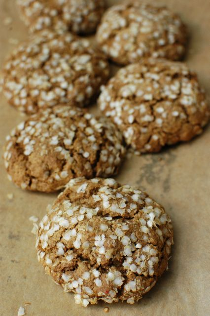 quinoa cookies | eat with face | Pinterest