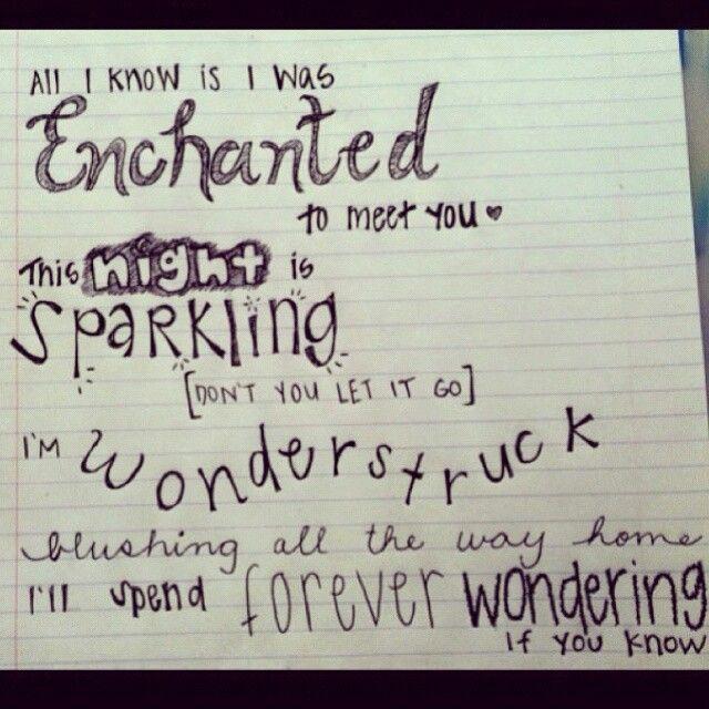 write song lyrics