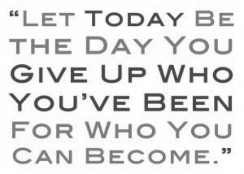 ░ Let Today Be The Day ░