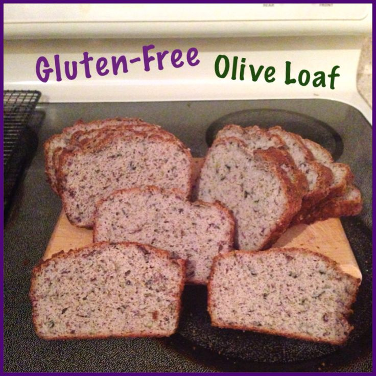 Gluten-Free Olive Loaf by Katiiez: Proof yeast: Mix 1 pack w/1.5 c 110 ...