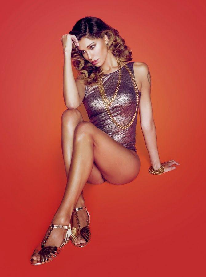 Belen Rodriguez Trendy Too 2014