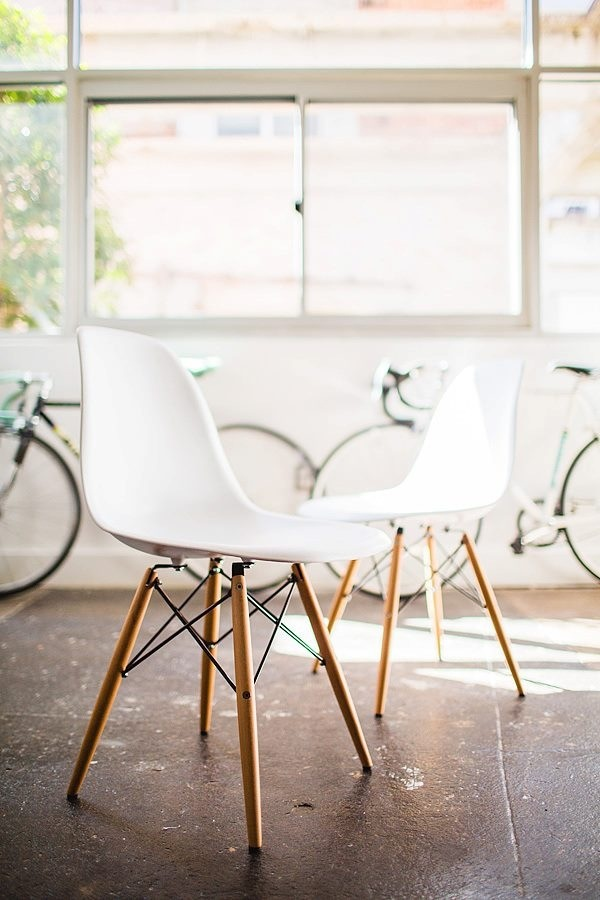 Knock off eames chairs home design pinterest