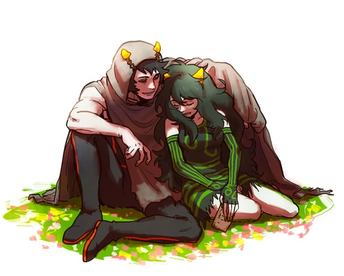 The signless x the disciple