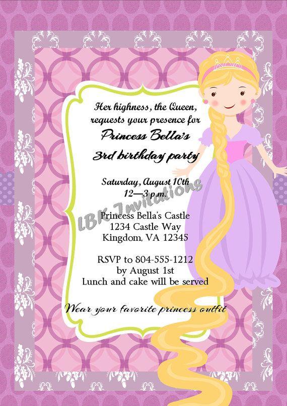 Birthday Invitation Email is amazing invitations layout