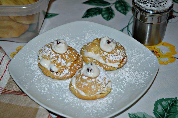 St. Joseph's Pastry (Sfinge)
