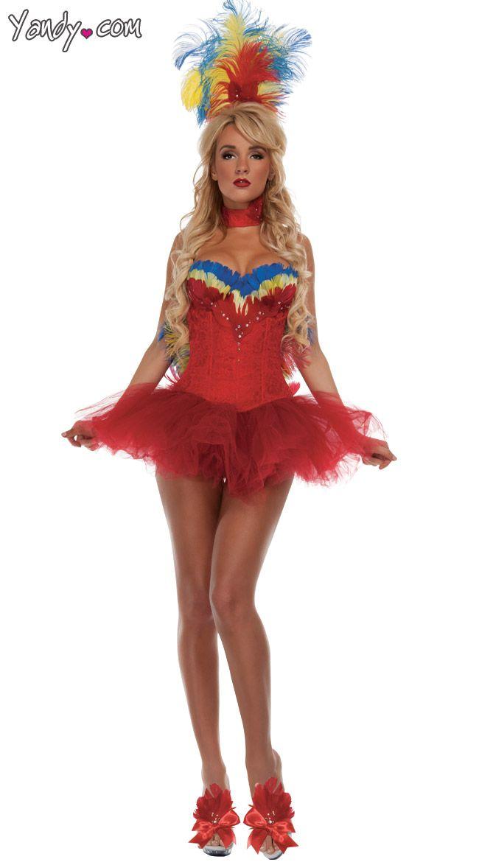 costume adult parrot halloween
