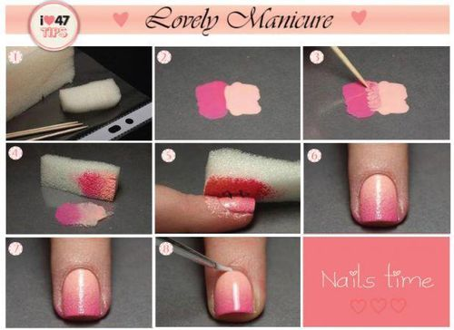 Nails Time - Lovely Manicure