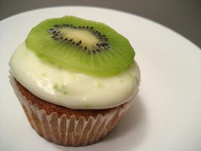 ... ½ teaspoon lime zest (from ½ small lime) (TRY IN KIWI CUPCAKES