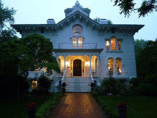 Mayhurst Inn In Evening Orange VA Photo From TripAdvisor