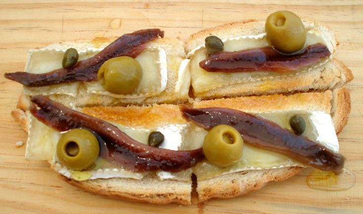 ... toast french toast i cinnam on toast recipe cantabrian anchovies on