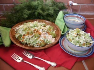 Cole Slaw | Mexican Food To Love | Pinterest