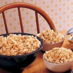 Cajun-Spiced Popcorn | Recipe
