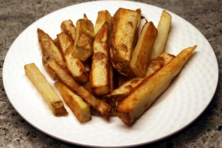 Oven Baked French Fries | The Baker's Mann | Pinterest