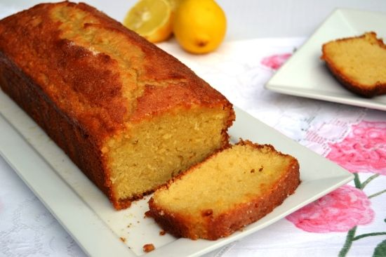 Easy Lemon Drizzle Cake - Healthy, Tasty & Easy Recipes on a Budget ...