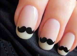 i 3 mustaches  Found on thebrighterwriter.blogsp...