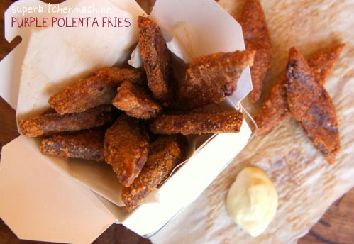 "Thermomix Polenta makes yummy ""Polenta Fries"" » Super Kitchen Machi..."