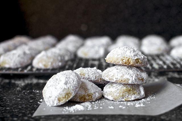 cashew butter balls | smitten kitchen | Cookies | Pinterest
