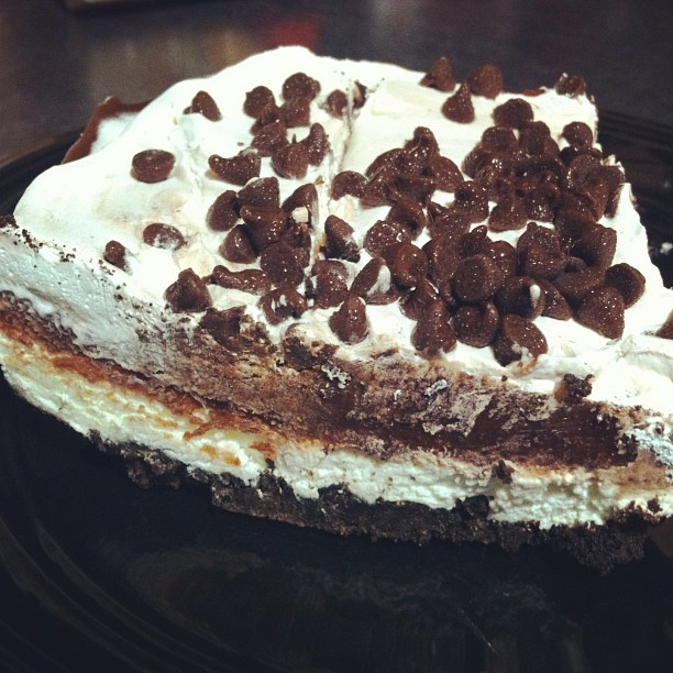 Chocolate Lasagna This is really the one we tried! http://www ...