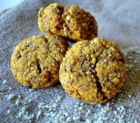 Pumpkin Hemp Breakfast Cookies | Breakfast-- our favorite meal of the ...