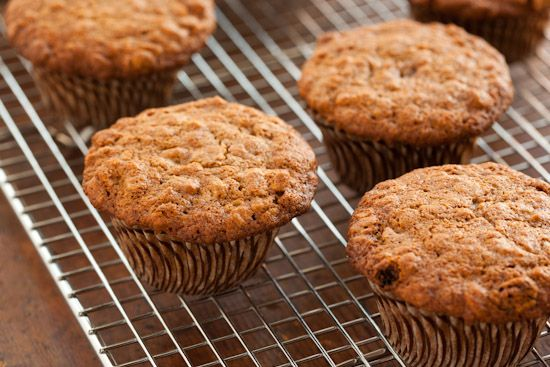 Oatmeal Raisin Cookie Muffins | Muffins & Loaves | Pinterest