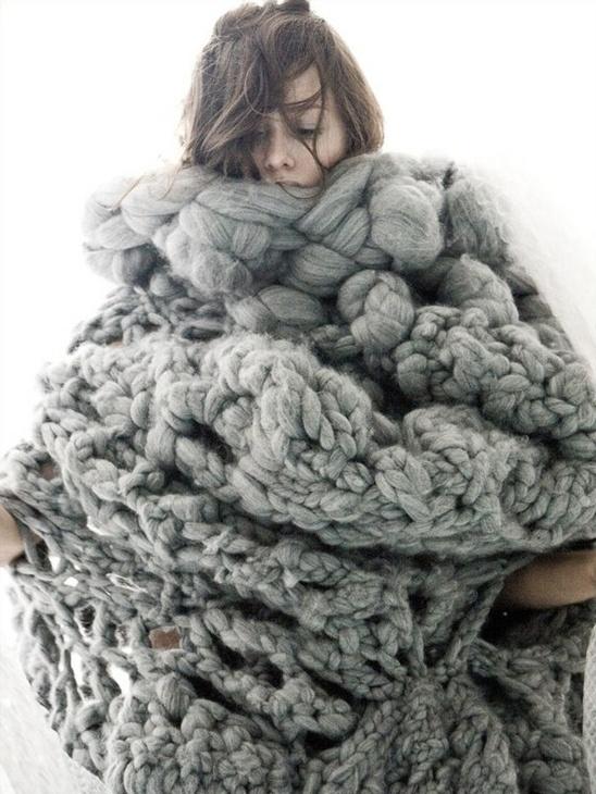 Fashion, knitting, and saving the world 6