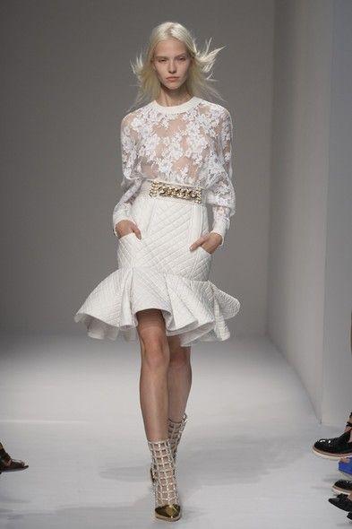 Balmain | Paris | Verão 2014 - Vogue | Verão 2014