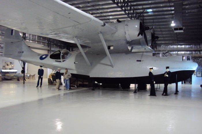 Lake Boga Australia  city photos gallery : Lake Boga Flying Boat Museum Australia