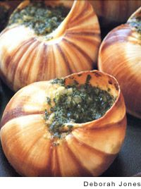 Snails with Herb Butter | Recipe