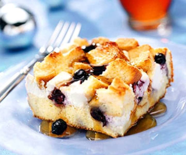 Blueberry French Toast Casserole | Breakfast.... Most important meal ...