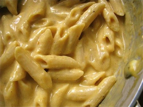 pumpkin penne and cheese http://www.healthyfoodforliving.com/?p=13129