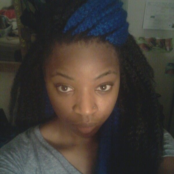 Crochet Braids Marley Hair Short Styles : Crochet braids with Marley hair Hairstyles Ive tried Pinterest